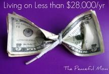 DIY // F I N A N C E S / Ways to spend less and save more! / by { K I W I I }