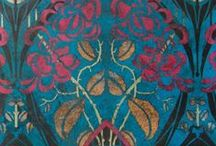 Prints, Patterns and Textures / by Carolyn Lancaster