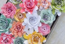 Paper Crafting Inspirations / All things made with paper!