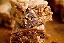 Cookie Recipes / Cookies, brownies, bars, blondies