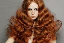Hair. . .Flow it. . .Show it / For the love of hair! / by Heidi Reagan