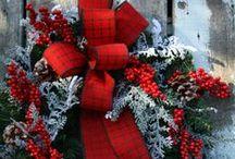 Christmas / by Carolyn Lancaster