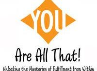 "YOU Are All That! / Pin or Re-Pin a photo of you, your friends, your pet alligator (or any pet for that matter) holding a sign that reads, ""YOU ARE ALL THAT!"" to one of your Pinterest boards with the hashtag #youareallthat! in the description. If you like you can even re-pin one of ours!  The winner will receive an amazing gift basket of beautiful gifts from our sponsors that will embody the feeling of YOU ARE All That!! For details visit:  http://choosingexpansion.com/you-are-all-that-pin-to-win"