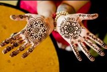 Henna Inspirations / Henna ideas and patterns for fairs and private events