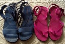 SANDALI FLAT ESTATE 2015 / Online i sandali flat uomo-donna per la prossima estate 2015 indossati dalle Top Fashion Blogger --> www.sandalishop.it