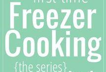 Freezer Friendly Meals / by Heather