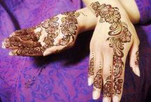 Henna / Beautiful henna work from our super talented henna artists. Contact: +44 (0)208 829 1140 | info@contrabandevents.com | www.contrabandevents.com