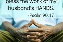 Praying for Your Husband from Head to Toe / Praying for Your Husband from Head to Toe
