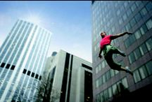 Parkour / Breathtaking athletic acts with a real sense of danger and excitement to give a wow factor to your outdoor event. The best Parkour & Free Runners! Contact: +44 (0)208 829 1140 | info@contrabandevents.com | www.contrabandevents.com