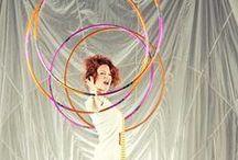 Hula Hoopers / Hula Hoopers including LED Hula Hoop and Fire Hula Hoop! Contact: +44 (0)208 829 1140 | info@contrabandevents.com | www.contrabandevents.com