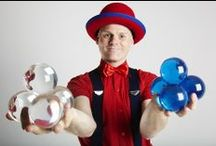 Jugglers / Juggling, contact juggling, baton juggling, diablo and more! Contact: +44 (0)208 829 1140 | info@contrabandevents.com | www.contrabandevents.com