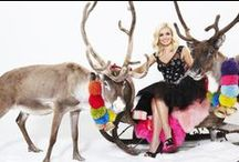Reindeer / Reindeer for hire for weddings, corporate parties and shopping centre events. Contact: +44 (0)208 829 1140 | info@contrabandevents.com | www.contrabandevents.com