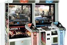 Arcade Games / Arcade Games & Retro Uprights Contact: +44 (0)208 829 1140 | info@contrabandevents.com | www.contrabandevents.com
