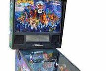 Pinball Machines / Modern & Vintage Pinball Machines Contact: +44 (0)208 829 1140 | info@contrabandevents.com | www.contrabandevents.com
