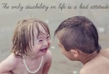 Down Syndrome / Special to me :) / by Heather