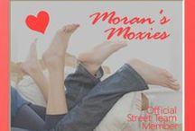 Moran's Moxies Street Team / Author Kelly Moran's Street Team! https://www.facebook.com/groups/moransmoxies/