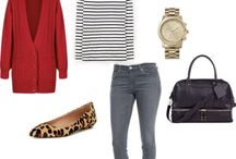 Fall/Winter Style / fall and winter outfit inspiration