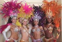 Brazilian Fantasy Dancers / Fantasy is a London based group of professional Brazilian dancers with the best Samba dancers, Brazilian entertainment and dance show in the UK! Contact: +44 (0)208 829 1140 | info@contrabandevents.com | www.contrabandevents.com