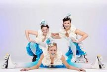 Roller Skaters / Amazing roller skaters for your event!! Roller skaters dancers, roller skaters troupes. Contact: +44 (0)208 829 1140 | info@contrabandevents.com | www.contrabandevents.com