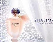 shalimar,mon parfum, mon reflet / Depuis l'âge de neuf ans, j'ai attendu d'être une adulte pour le porter...je savais que ce serait lui et pas un autre !!!