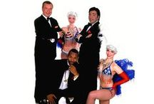 Rat Pack Performers /  Rat Pack corporate entertainers such as Rat Pack performers and Rat Pack themed entertainment, which is a must for any Rat Pack corporate event. Contact: +44 (0)208 829 1140 info@contrabandevents.com