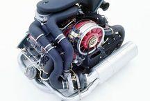 Engines & Mechanical Bits