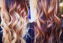 Hair / Hairstyles, hair color, and anything else hair related.