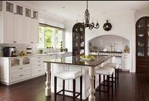Kitchen / Dining / Kitchen organization and storage, kitchens that I love, and of course my dream kitchens!!!