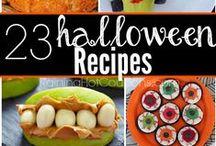Fall / Halloween Treats / Treat bag ideas, super fun and cute Halloween treats and ideas for class parties or house parties!!