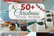 Christmas Treats / This board is full of Christmas treats and recipes.