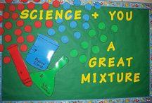 Science Ideas / by Rosie Martinez