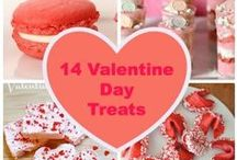Valentine Treats / Projects / Gifts / Valentine gift ideas for him / her, treats, printables, treat bags, ideas for kids Valentines, etc..