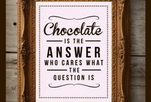 Chocolates / by Krista Helms