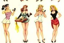 pinup / by Someone Awesome