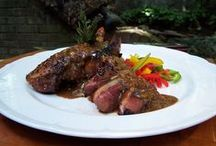Wild Game & Fish Recipes / Delicious fish and wild game recipes!