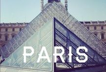 Things to do in Paris / We love Paris. Nous aimons Paris. It's such a wonderful, exciting, romantic, classic, delicious city, and here's a collection of our favourite things to do as a tourist in Paris...off the beaten path, of course! Salut!