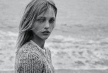 INSPIRATION : THE WOMEN / Our daily wardrobe inspiration. / by WE ARE KNITTERS