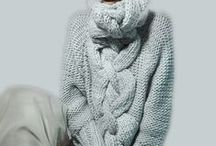 KNITWEAR / Knitwear inspiration - Knitting lovers / by WE ARE KNITTERS