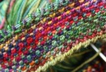 knitting / by Barbara Mattioli