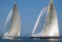 sailboat racing / by Go Nautical Collection