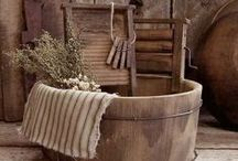 Rustic ~ Prim ~ Country / by Jan Martin