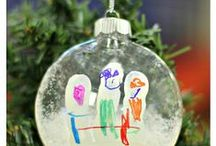 Christmas / Fun ideas for celebrating Christmas with kids!