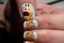 Nails.  / by Leah Jordan 🌻