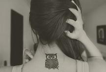 Tattoos / by Ceanna Mardian