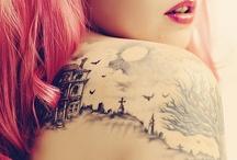 Tattoos / by Jossy Ninja