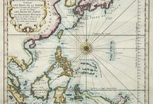 Cartes Asie