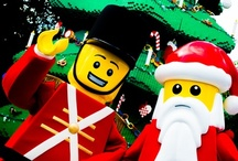 Christmas Bricktacular / Christmas Bricktacular is our holiday event on Saturdays and Sundays in December. Come out and celebrate the holidays with us! / by LEGOLAND Florida Resort