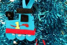 Train Crafts for Kids / Lots of ideas for train crafts and train art projects to make for or with children. Visit Play Trains! -- http://play-trains.com/ -- for more train fun for kids!