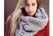 SNOODS, SNOODS, SNOODS! / Cozy, comfy & warm: the ultimate winter accessory. / by WE ARE KNITTERS