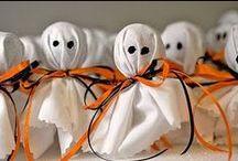 Halloween Ideas / by Rosie Martinez
